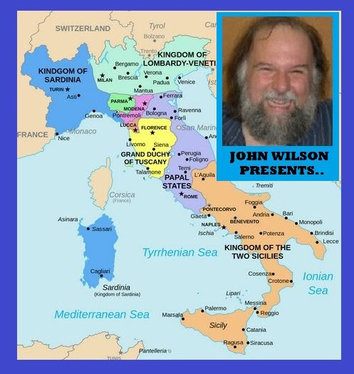 Italian State Forgeries by John Wilson