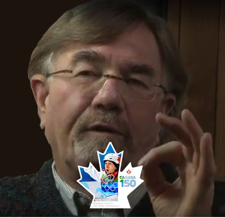 Dr David K. Foot on Canada-150 series