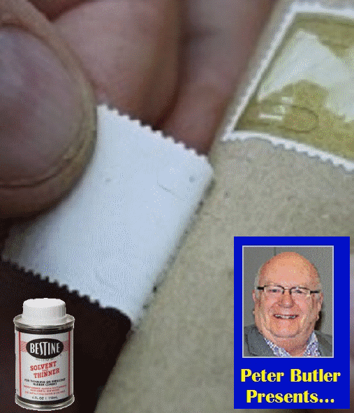 Bestine with Peter Butler