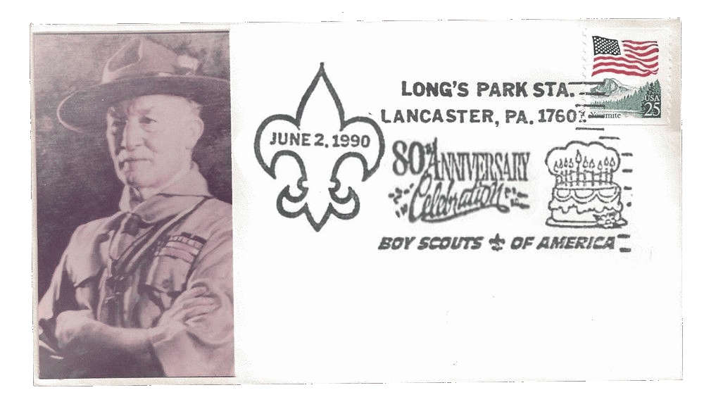 80th Baden Powell Scouts