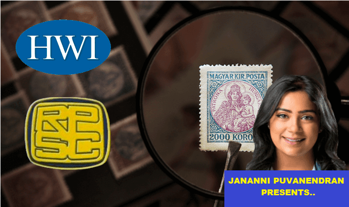 Stamp Collection Insurance by Jan Puvanendran of Hugh Wood Canada