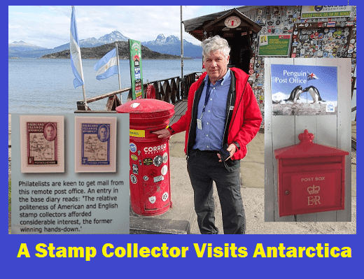 NTSC's John Sharp presents on Antarctica