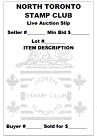 Download Live Auction Slips