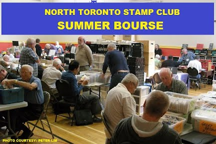 """March 23, 2013"" Postage Stamp Bourse North Toronto"