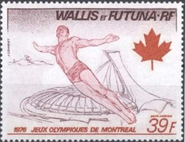 Montreal Olympic Stadium on Wallis & Futuna