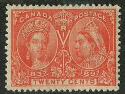 Queen Victoria Jubilee 20 cent