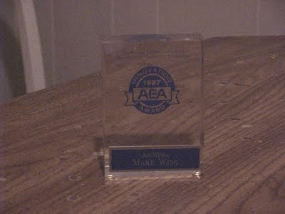 Mark Wing: AEA Innovation Award