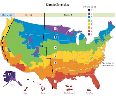 Climate Zone Map Of The United States.Weather And Climate Studies Northwood Library 2016 2017