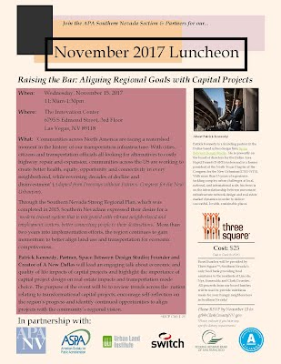 APA November 2017 Luncheon Flyer