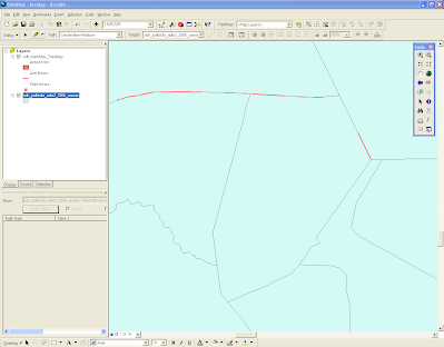 How to Check and Repair Topology using ArcGIS - Information