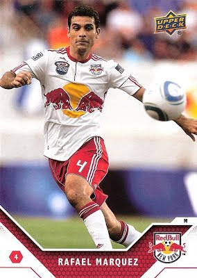 2011 Upper Deck Major League Soccer Odds And Sets Soccer Cards