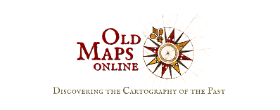 Old Maps Online Project - Buy old maps online