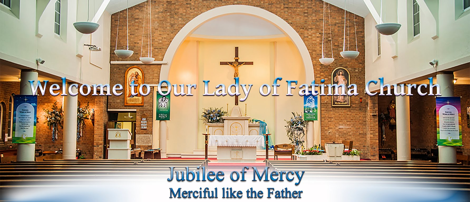 Our Lady of Fatima Church Home