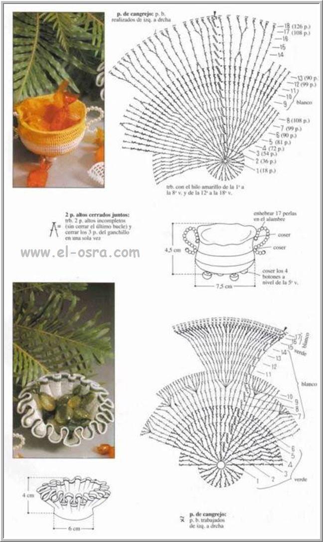 ديكورات كروشيه بالباترون غايه فى الجمال  Miniadornos20a20ganchillo2001119