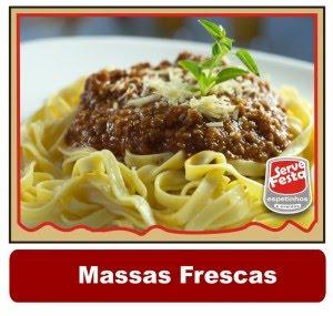 MASSAS FRESCAS