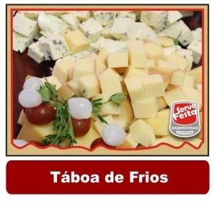 TÁBUA DE FRIOS