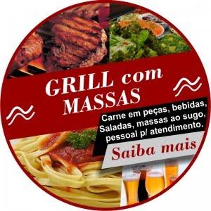 GRILL MASSAS