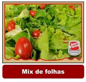 MIX DE FOLHAS