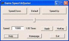 Game Speed Adjuster - Easy way to cheat games