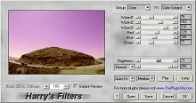 Harry's Filters - Plug-In for Adobe Phtoshop and other compatible Iamge Editors