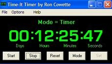 Time-It Timer for Windows