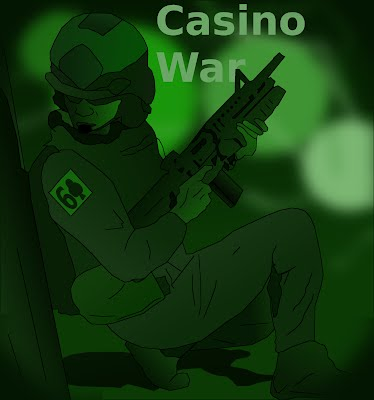 night vision casino war
