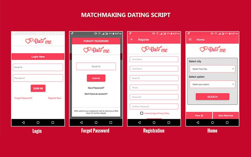 Location based dating apps android