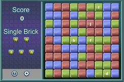 http://www.typingtest.com/games/bricks.swf