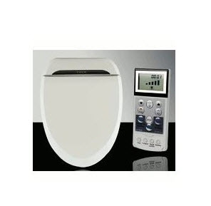 Tremendous Best Price Coco Bidet 6035Rs Round Electronic Toilet Seat Onthecornerstone Fun Painted Chair Ideas Images Onthecornerstoneorg