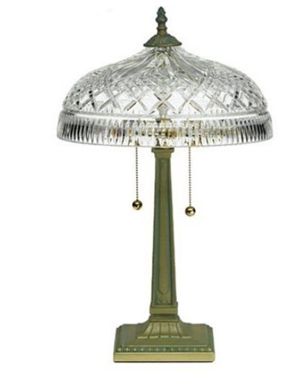 Lamps Discount: @@ Discount Prices Waterford Crystal 23-Inch Beaumont Lamp