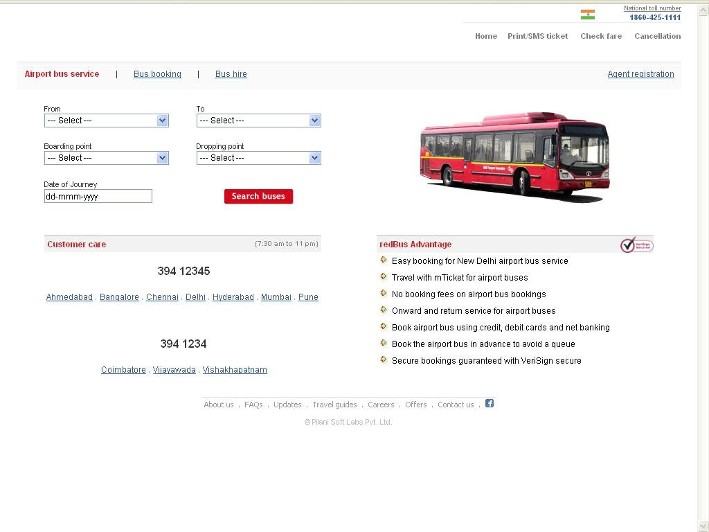 online bus ticket booking system project synopsis and final reportairport bus ticket booking system