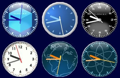 Free Clock! 2.3