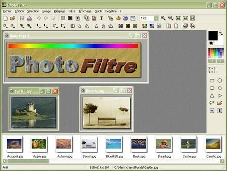 PhotoFiltre 6.2.7
