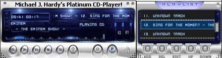 Platinum CD-Player 3.1.3
