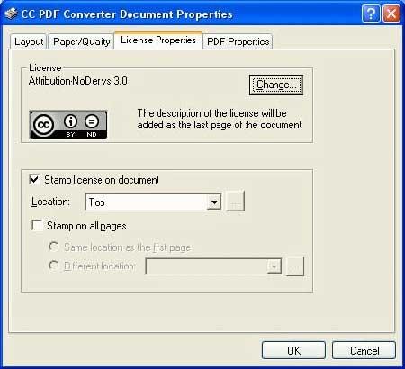 CC PDF Converter 0.7
