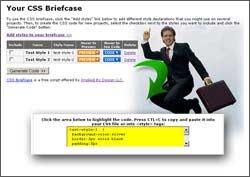 CSS Briefcase 1.5