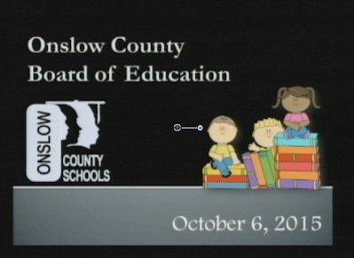 Board of Education Meetings - Onslow Schools TV