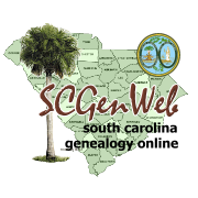 SCGenWeb South Carolina genealogy online