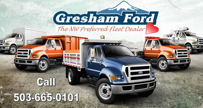 Oregon Ford Fleet Dealership