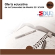 OFERTA EDUCATIVA COMUNIDAD DE MADRID 2014/15