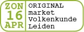 16 april 2017 | ORIGINAL market Leiden