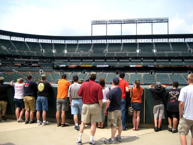 Baltimore Orioles Standing Room Only