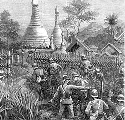 Image result for british colonialism in burma