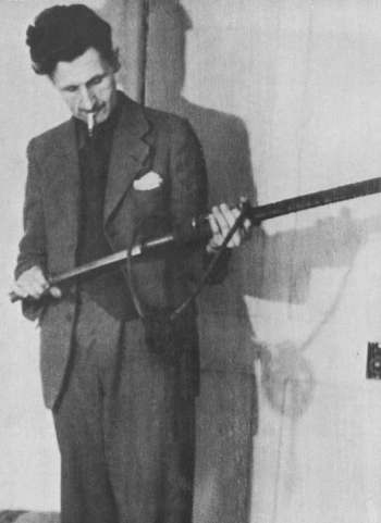 george orwell and the colonial police force orwell s shooting an