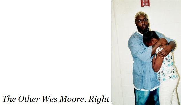 the characters the other wes moore book review currently he is in prison serving a life sentence for his involvement in a robbery which ended up the murder of a policeman