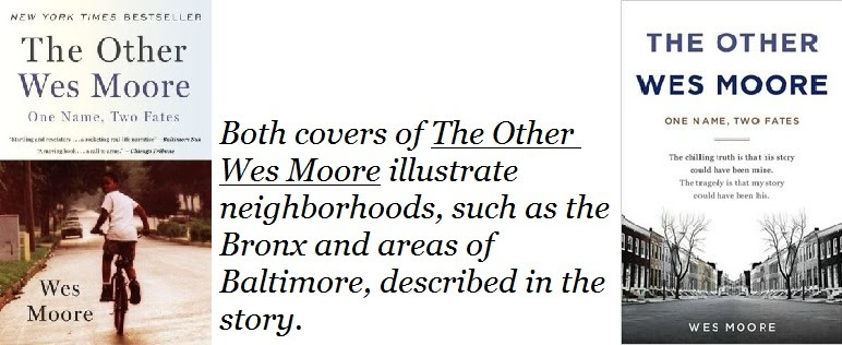 plot summary the other wes moore book review the other wes moore begins in late 2000 where the baltimore sun published two articles both of these articles were about wes moore