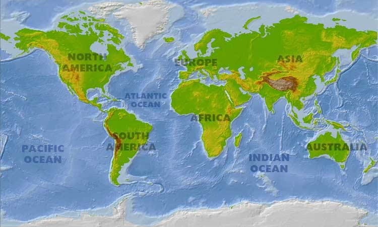 Unit 10 physical geography of the earth ourclass unit 10 physical geography of the earth gumiabroncs Image collections