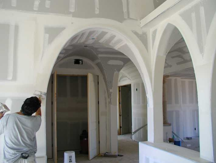 Drywall Tapemudtexture Ourtuscanvilla
