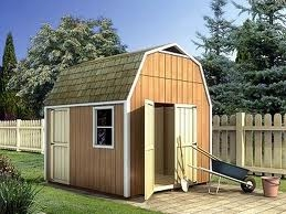 Goat Shed Plans Instructions For Finding The Right Shed