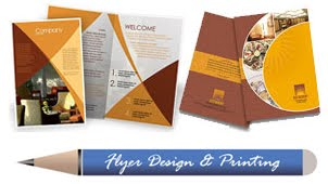 promote your brand with best online flyer designer outsource